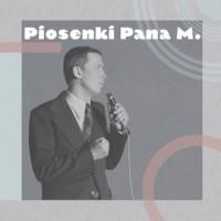 Piosenki Pana M.. Wojciech Młynarski - okładka płyty