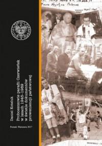 Proboszczowie parafii Czerwieńsk - okładka książki