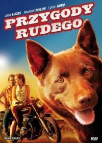 Przygody Rudego - okładka filmu