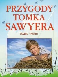 Przygody Tomka Sawyera - Mark Twain - okładka książki