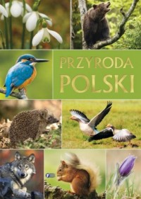 Przyroda Polski - Wydawnictwo - okładka książki