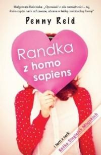 Randka z homo sapiens - okładka książki
