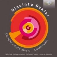 Scelsi: Complete Flute Music - okładka płyty