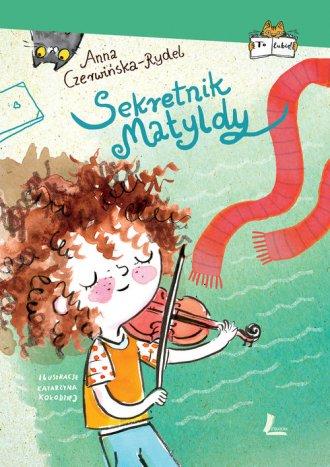 Sekretnik Matyldy - okładka książki