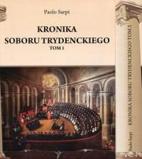 Sobór Trydencki. Tom 1-2 - okładka książki