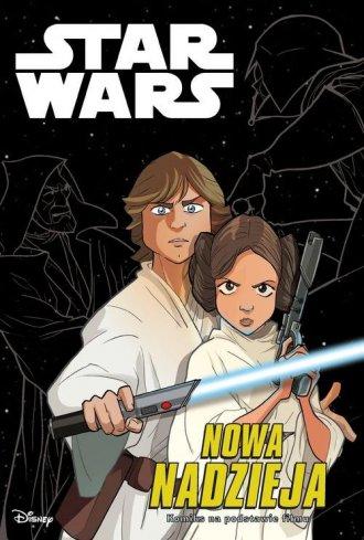 Star Wars. Nowa Nadzieja - okładka książki