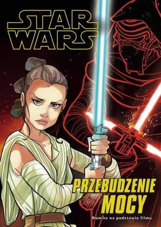 Star Wars. Przebudzenie Mocy - okładka książki