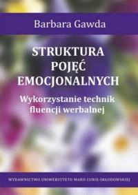 Struktura pojęć emocjonalnych. - okładka książki
