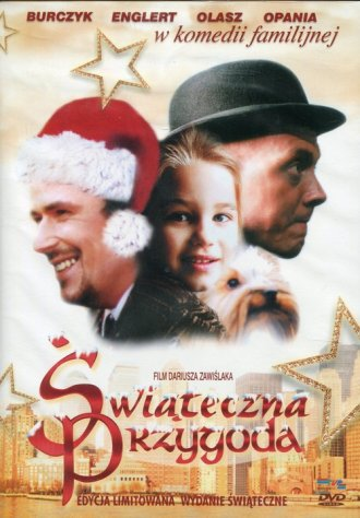 Świąteczna przygoda - okładka filmu