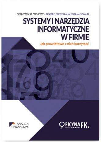 Systemy i narzędzia informatyczne - okładka książki
