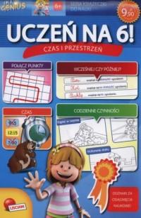 Uczeń na 6! Matematyka - okładka książki