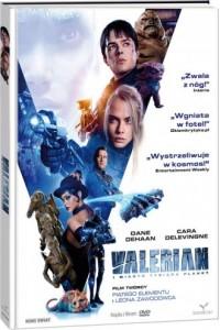 Valerian i miasto tysiąca planet - okładka filmu