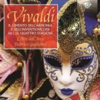Vivaldi: Il Cimento DellArmonia E DellInventione Op.8 - okładka płyty