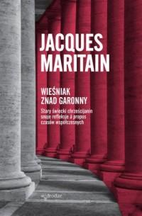 Wieśniak znad Garonny - Jacques - okładka książki