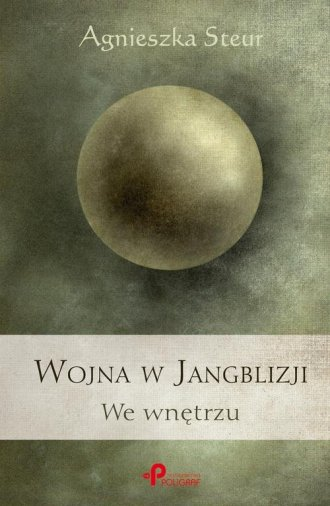Wojna w Jangblizji. We wnętrzu - okładka książki