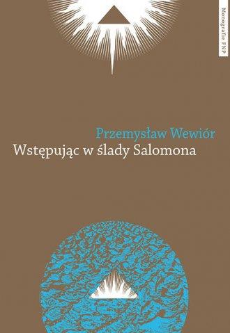 Wstępując w ślady Salomona - okładka książki