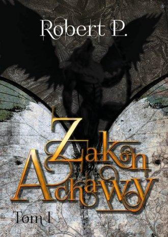 Zakon Achawy - okładka książki