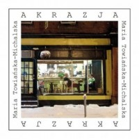Akrazja - okładka książki