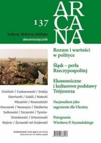 Arcana nr 137 - Andrzej Waśko - okładka książki