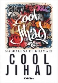 Cool jihad - okładka książki