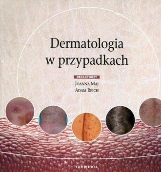 Dermatologia w przypadkach - okładka książki