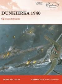 Dunkierka 1940. Operacja Dynamo - okładka książki