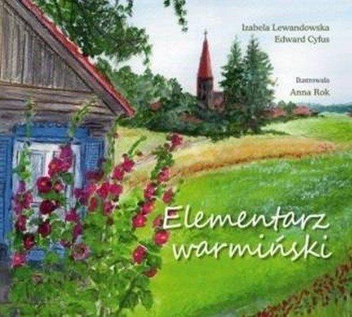 Elementarz warmiński - okładka książki