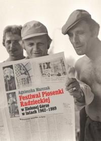 Festiwal Piosenki Radzieckiej w Zielonej Górze w latach 1962-1989 - okładka książki