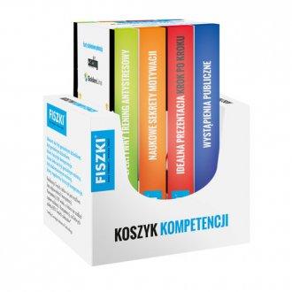 FISZKI. Koszyk kompetencji 1 - okładka książki