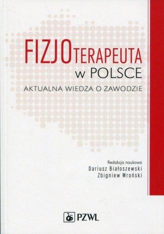 Fizjoterapeuta w Polsce. Aktualna - okładka książki