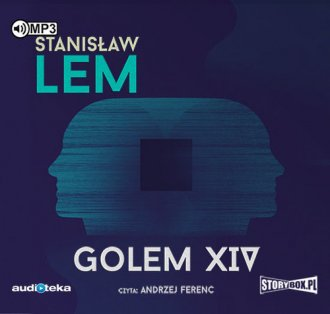 Golem XIV - pudełko audiobooku