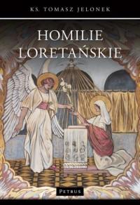 Homilie Loretańskie. Tom 16 - okładka książki