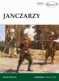 Janczarzy - okładka książki
