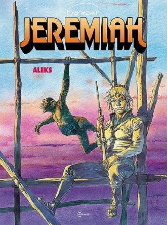 Jeremiah 15. Aleks - okładka książki