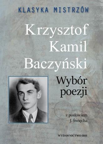 Klasyka mistrzów. Krzysztof Kamil - okładka książki