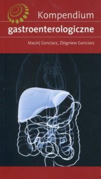 Kompendium gastroenterologiczne - okładka książki