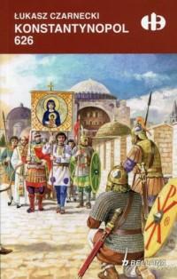 Konstantynopol 626 - okładka książki