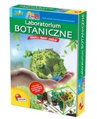 Laboratorium botaniczne - okładka książki