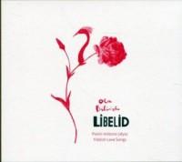 Libelid. Pieśni miłosne jidysz - okładka płyty