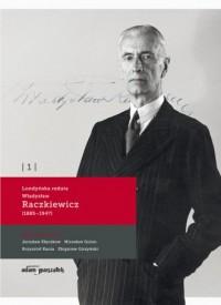 Londyńska reduta Władysław Raczkiewicz - okładka książki