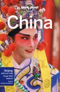 Lonely Planet China - okładka książki
