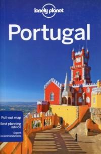 Lonely Planet Portugal - okładka książki