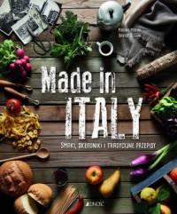 Made in Italy - Marino Marini - okładka książki