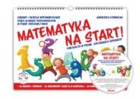 Matematyka na start CD kalendarz - okładka podręcznika
