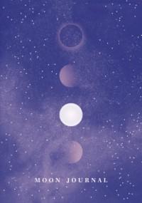 Moon Journal - Sandra Sitron - okładka książki