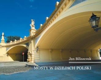 Mosty w dziejach Polski - okładka książki