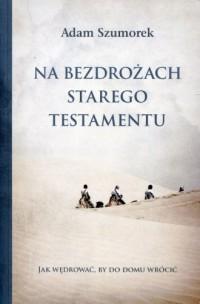 Na bezdrożach Starego Testamentu - okładka książki