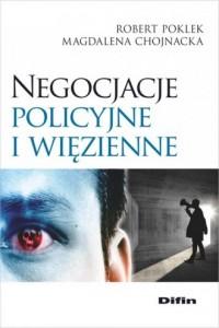 Negocjacje policyjne i więzienne - okładka książki