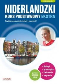 Niderlandzki. Kurs podstawowy ekstra - okładka podręcznika