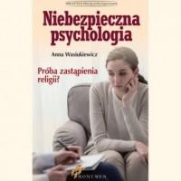 Niebezpieczna psychologia - okładka książki